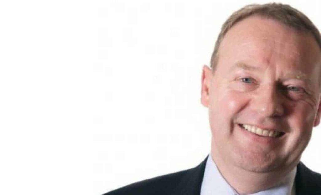 Headshot of Alastair Keatinge