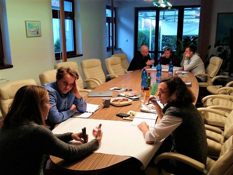 European Team Meeting November 2018